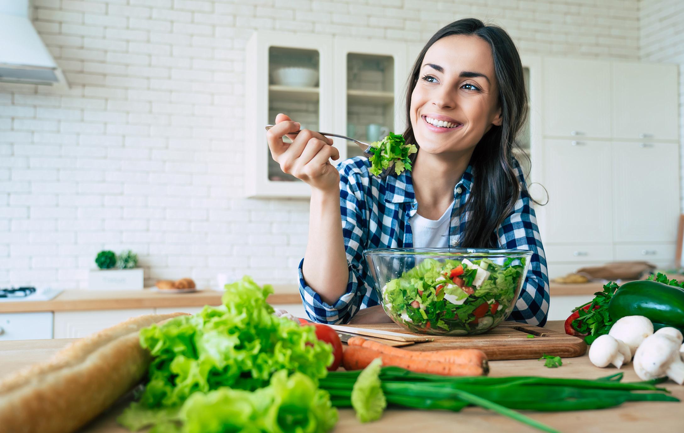 """Adaptarse a la """"nueva normalidad"""": Alimentación intuitiva"""