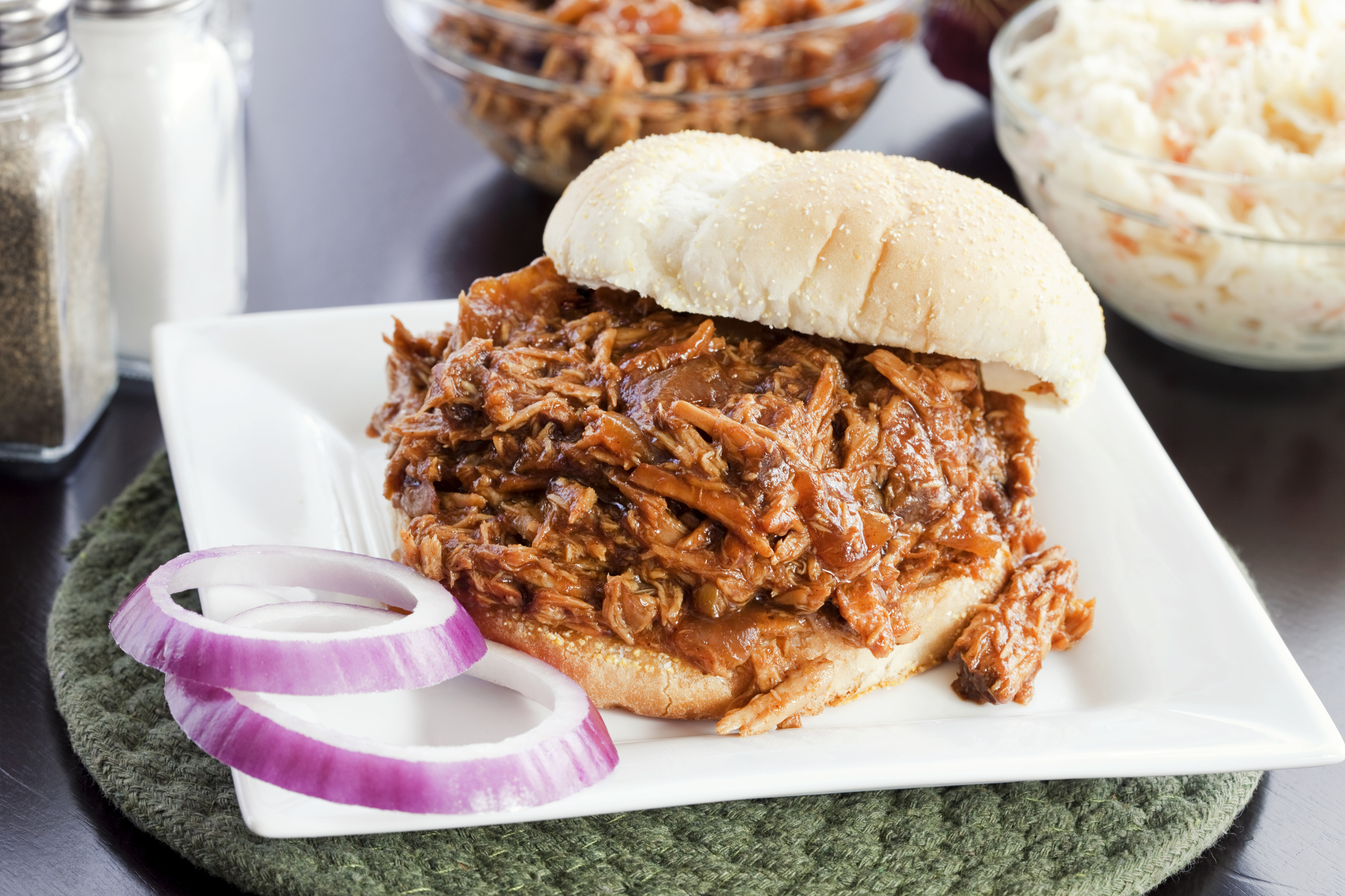 Memorial Day Indoor BBQ Recipe: Instant Pot Pulled Pork Sandwiches