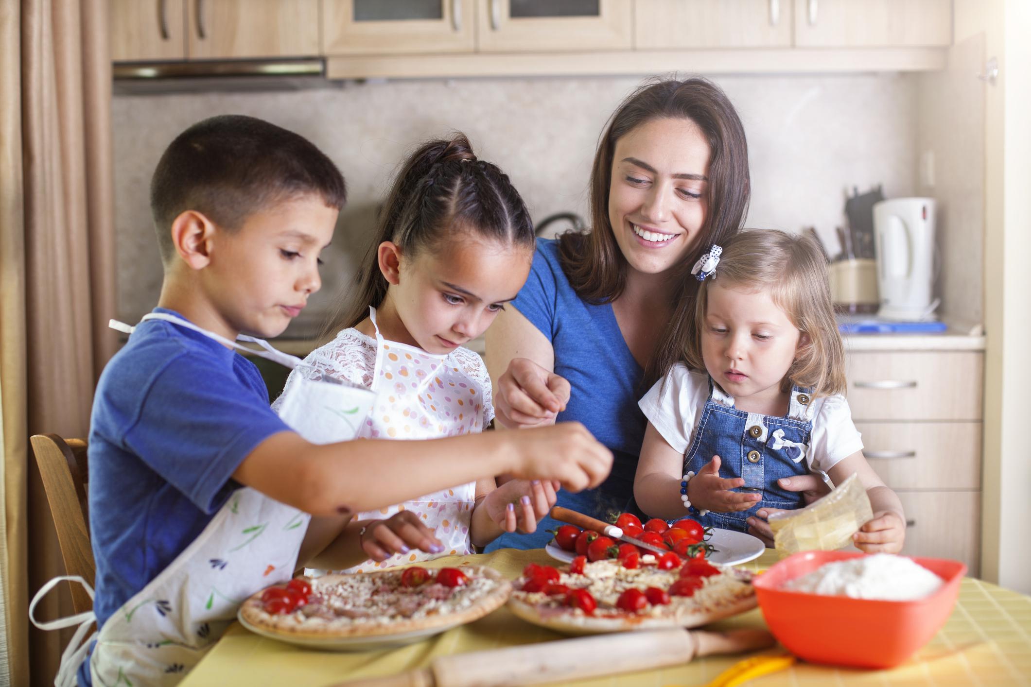 Recetas nutritivas para preparar con limitados ingredientes de la despensa