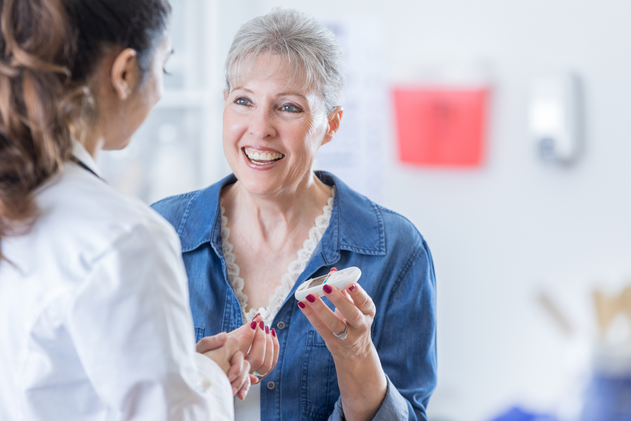 Viviendo con diabetes: Lidiar con enfermedades de manera saludable