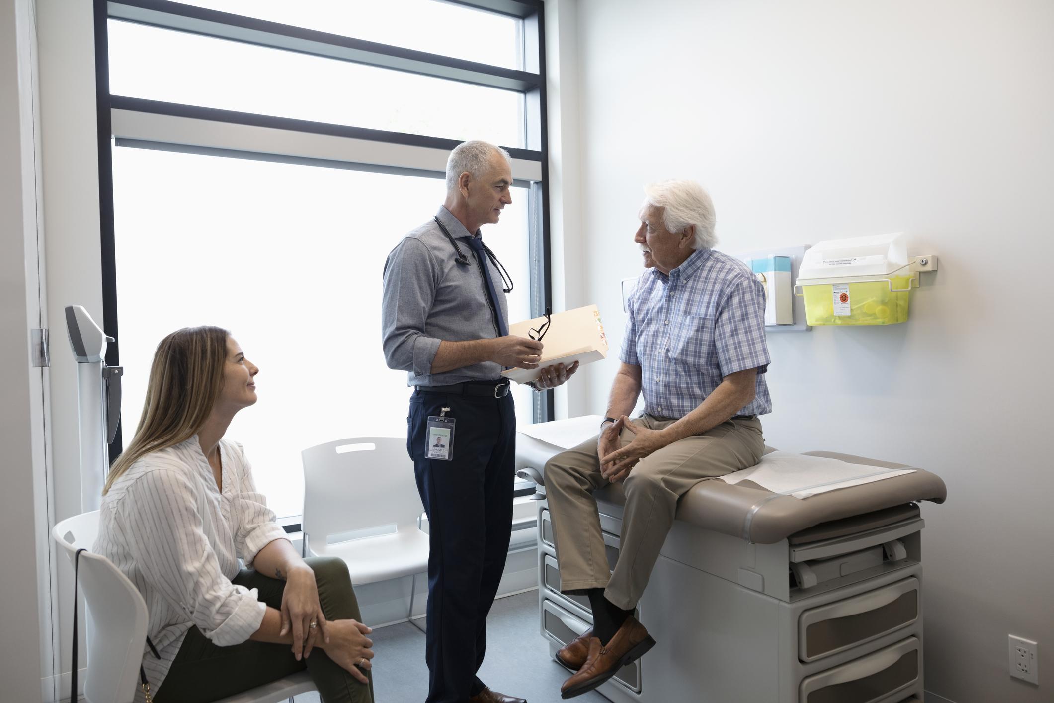 Lista de verificación del cuidador