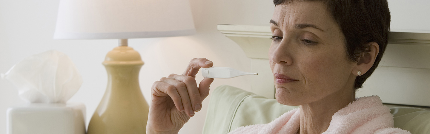 Read how COVID-19 affects menopause